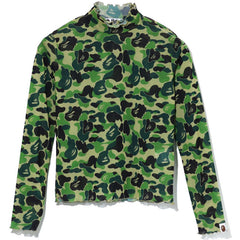 ABC CAMO MESH BODYSUIT LADIES