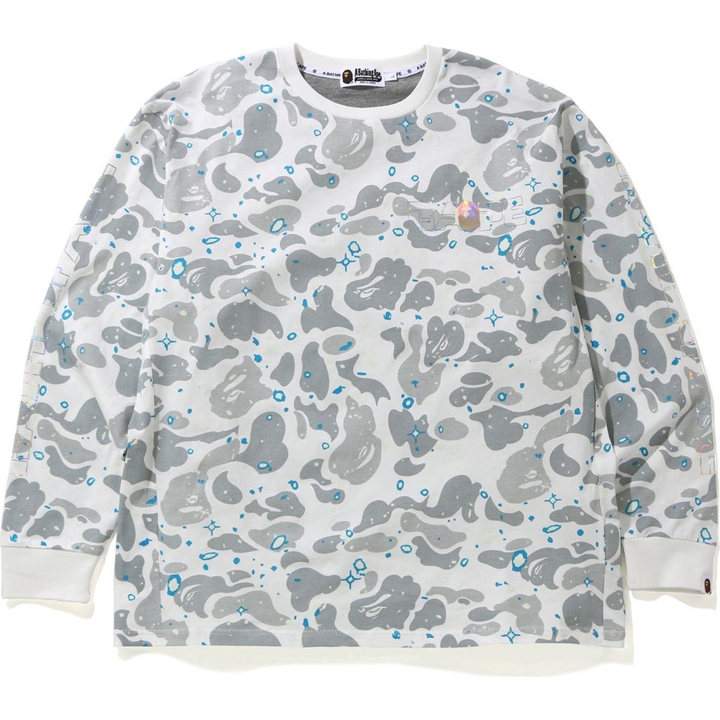 RELAXED SPACE CAMO LT MENS