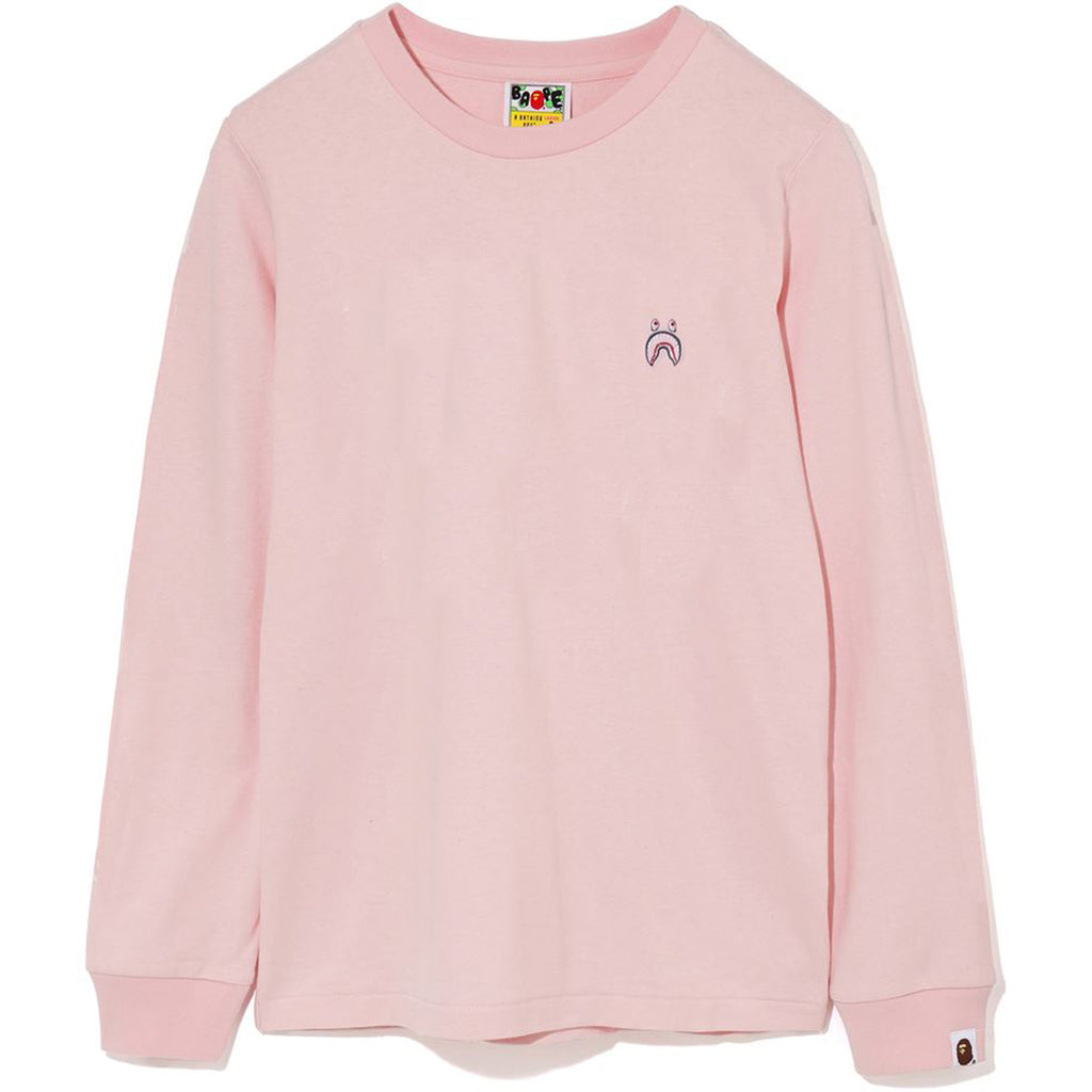 SHARK ONE POINT L/S TEE LADIES