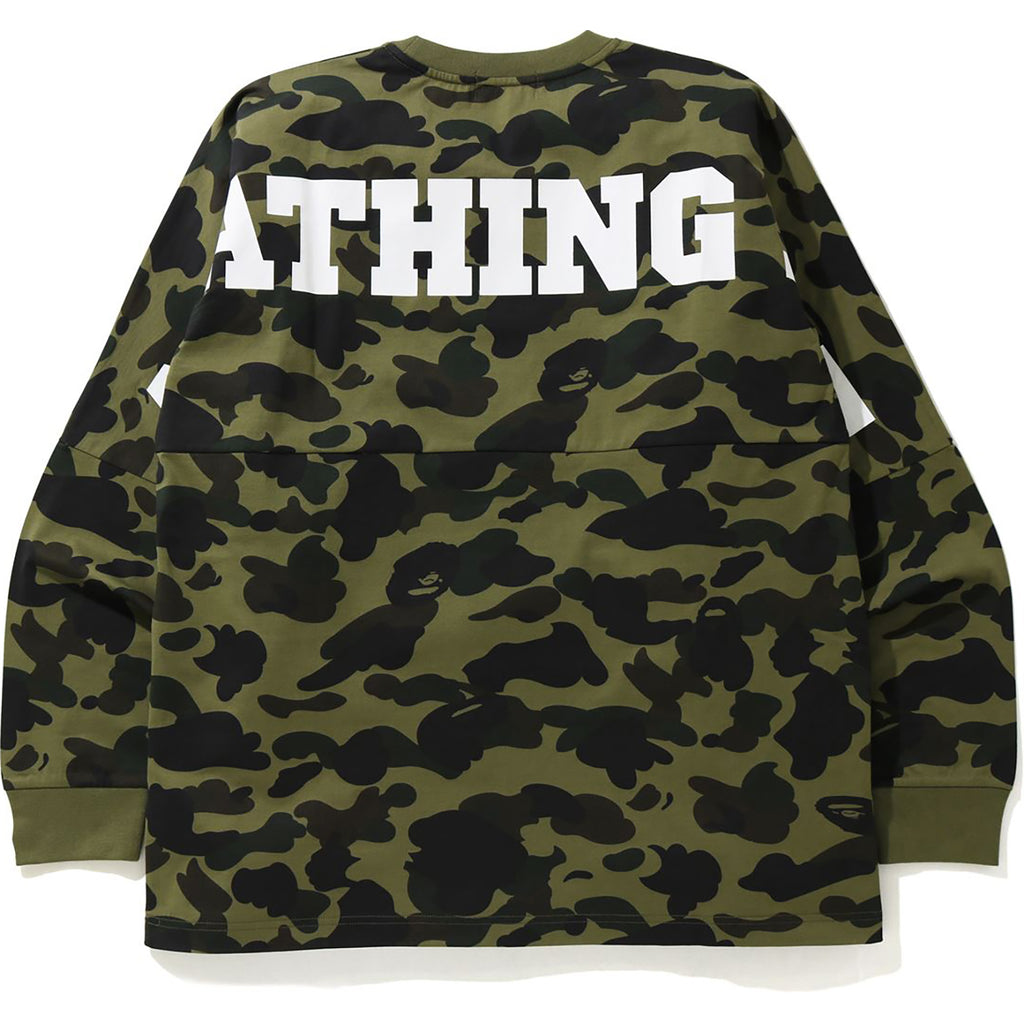 1ST CAMO RELAXED L/S TEE MENS