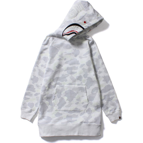 CITY CAMO SHARK PULLOVER HOODIE /AP