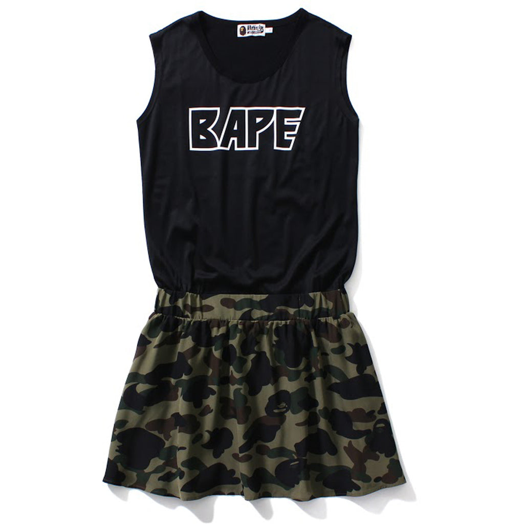 1ST CAMO FLARE ONEPIECE LADIES