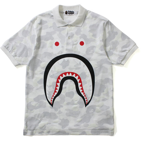 CITY CAMO SHARK POLO