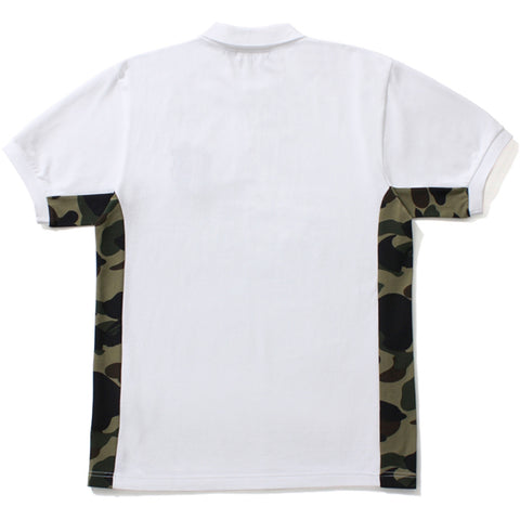 1ST CAMO LARGE APE HEAD POLO