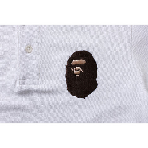 LARGE APE HEAD POLO /L
