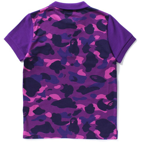 COLOR CAMO POLO /L