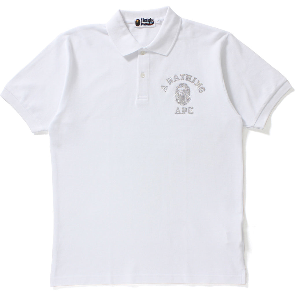 COLLEGE POLO MENS