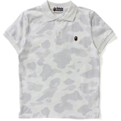 CITY CAMO APE HEAD ONE POINT POLO LADIES