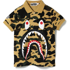 1ST CAMO SHARK POLO LADIES