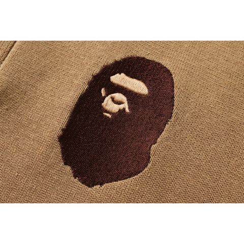 LARGE APE HEAD KNIT POLO LADIES