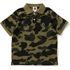 1ST CAMO POLO KIDS