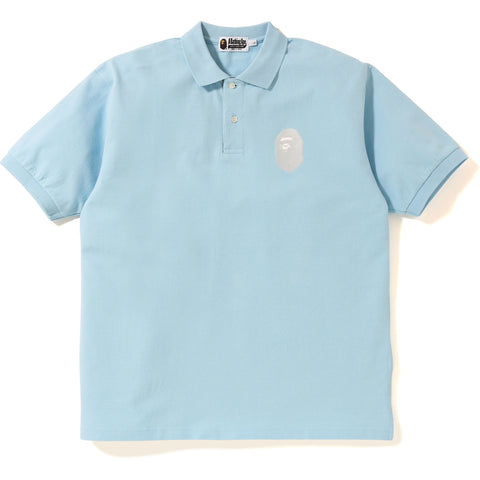 RELAXED LARGE APE HEAD POLO MENS