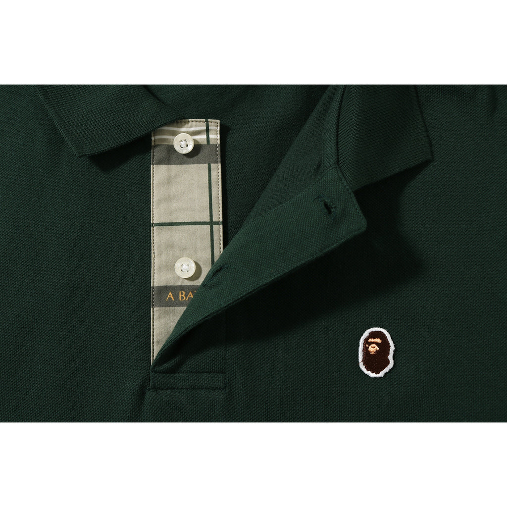 RELAXED ONE POINT POLO MENS