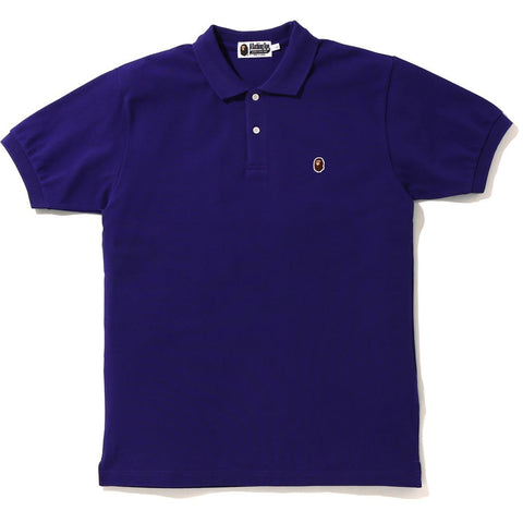 APE HEAD ONE POINT POLO MENS