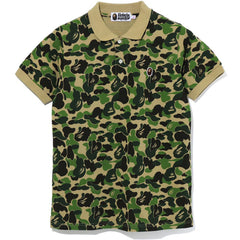 ABC CAMO POLO LADIES