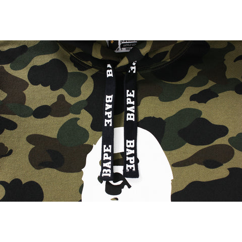 1ST CAMO BY BATHING BOYFRIEND HOODIE LADIES