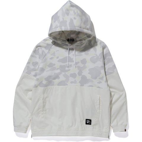 CITY CAMO PULLOVER HOODIE M