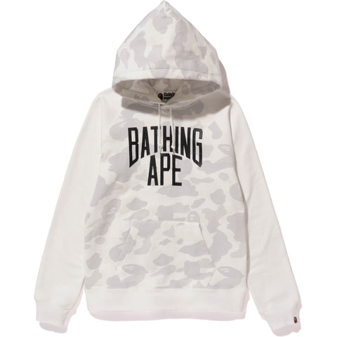 CITY CAMO NYC LOGO PULLOVER HOODIE LADIES