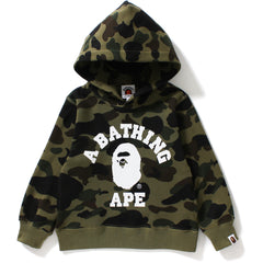 1ST CAMO COLLEGE PULLOVER HOODIE KIDS