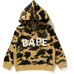 1ST CAMO PULLOVER HOODIE KIDS
