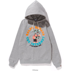 RALPH BREAKS THE INTERNET PULLOVER HOODIE LADIES