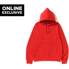 ONE POINT PULLOVER HOODIE M BAPEC MENS