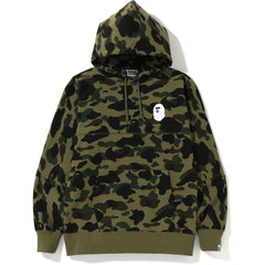 1ST CAMO BIG LOGO WIDE PULLOVER HOODIE MENS