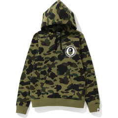 1ST CAMO PULLOVER HOODIE LADIES