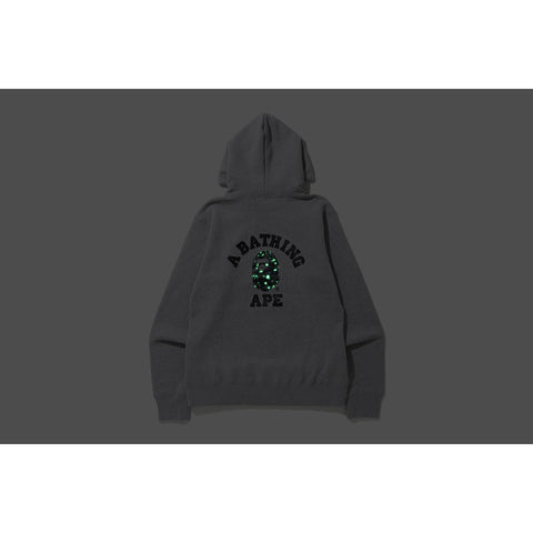 SPACE CAMO COLLEGE PULLOVER HOODIE MENS