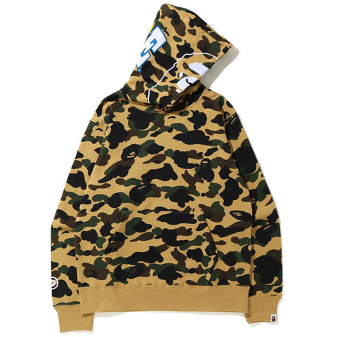 1ST CAMO 2ND APE PULLOVER HOODIE MENS