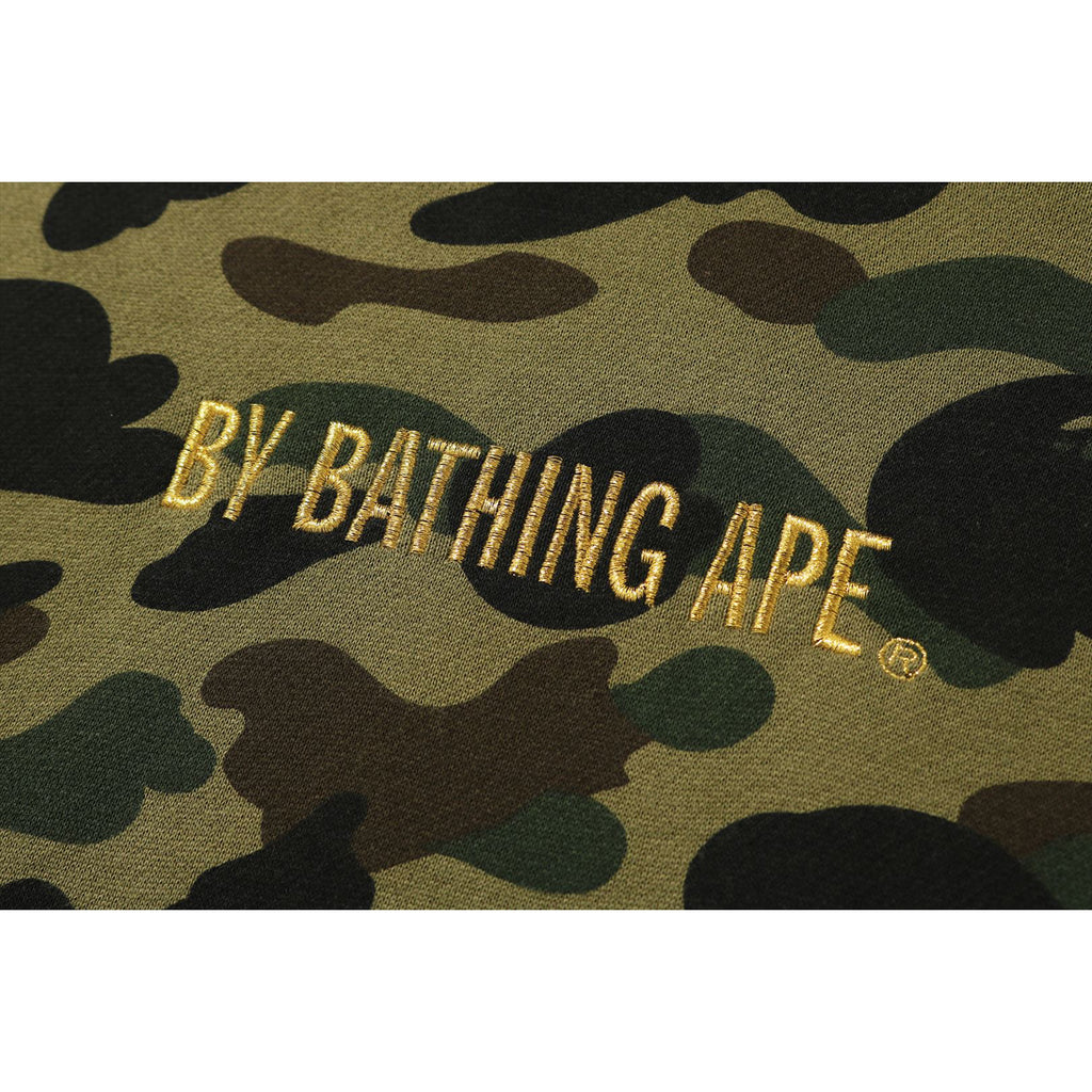 1ST CAMO OVERSIZED PULLOVER HOODIE LADIES