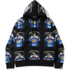 BAPE INVASION RELAXED PULLOVER HOODIE MENS