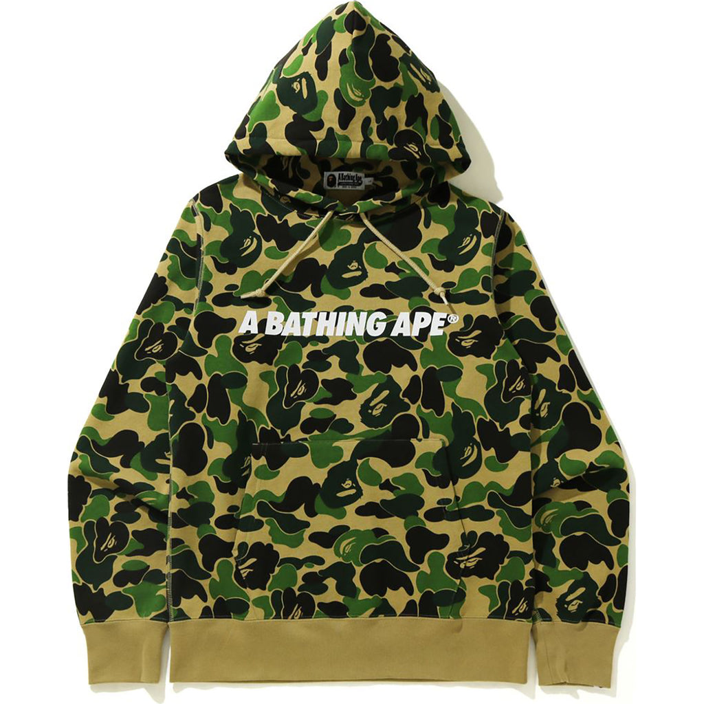 ABC CAMO PULLOVER HOODIE MENS