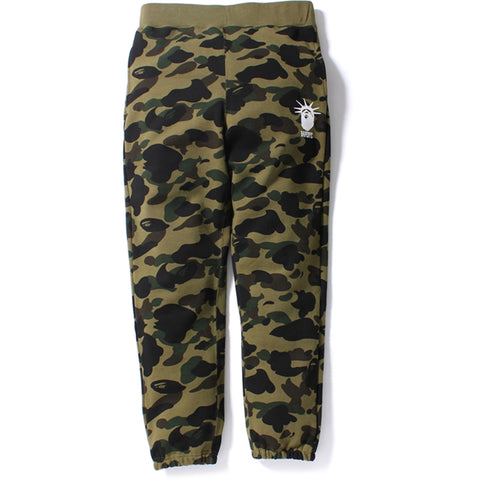 NYC EC 1ST CAMO SWEAT PANTS