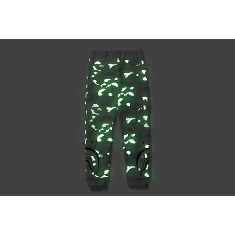 CITY CAMO SLIM SWEAT PANTS