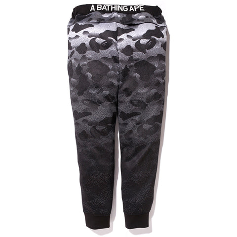 NOISE CAMO SLIM SWEAT PANTS