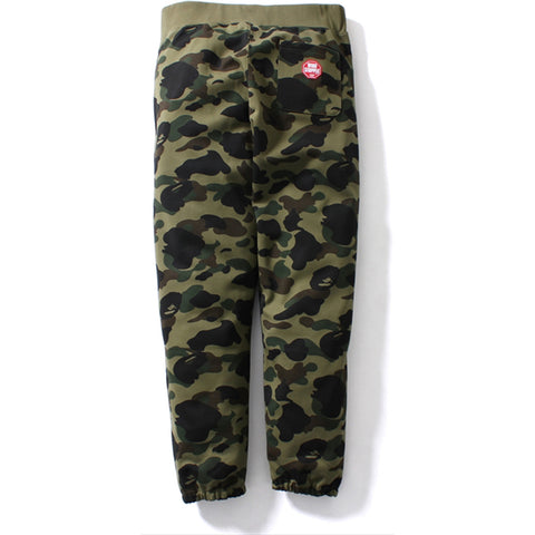 1ST CAMO WIND STOPPER SWEAT PANTS