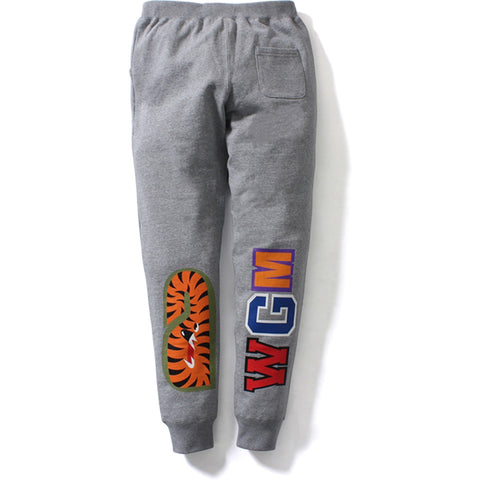 SHARK SLIM SWEAT PANTS /L