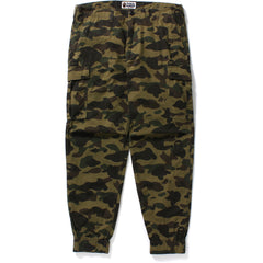 1ST CAMO 6POCKET TRACK PANTS M