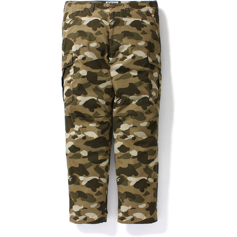 COLOR CAMO 6POCKET PANTS MENS