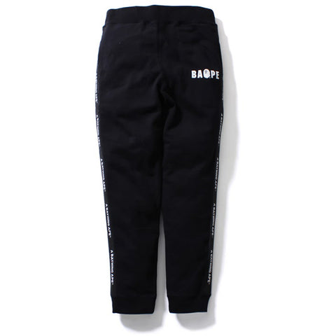LOGO LINE SLIM SWEAT PANTS M
