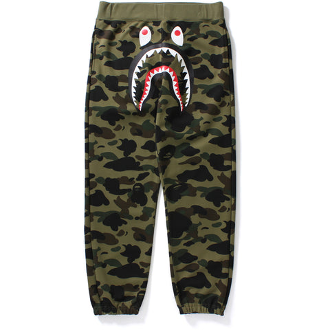 1ST CAMO WINDSTOPPER SHARK SWEAT PANTS MENS