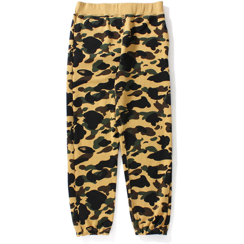 1ST CAMO SWEAT PANTS MENS