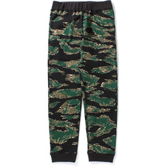 TIGER CAMO SLIM SWEAT PANTS MENS