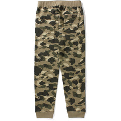 COLOR CAMO SLIM SWEAT PANTS MENS