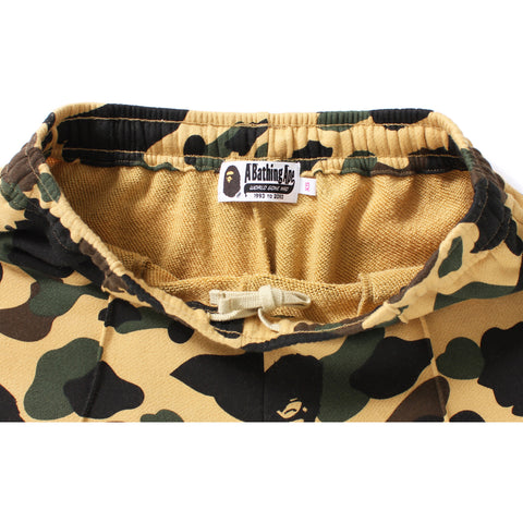 1ST CAMO SWEAT PANTS LADIES