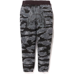 TIGER CAMO TIGER SWEAT PANTS MENS