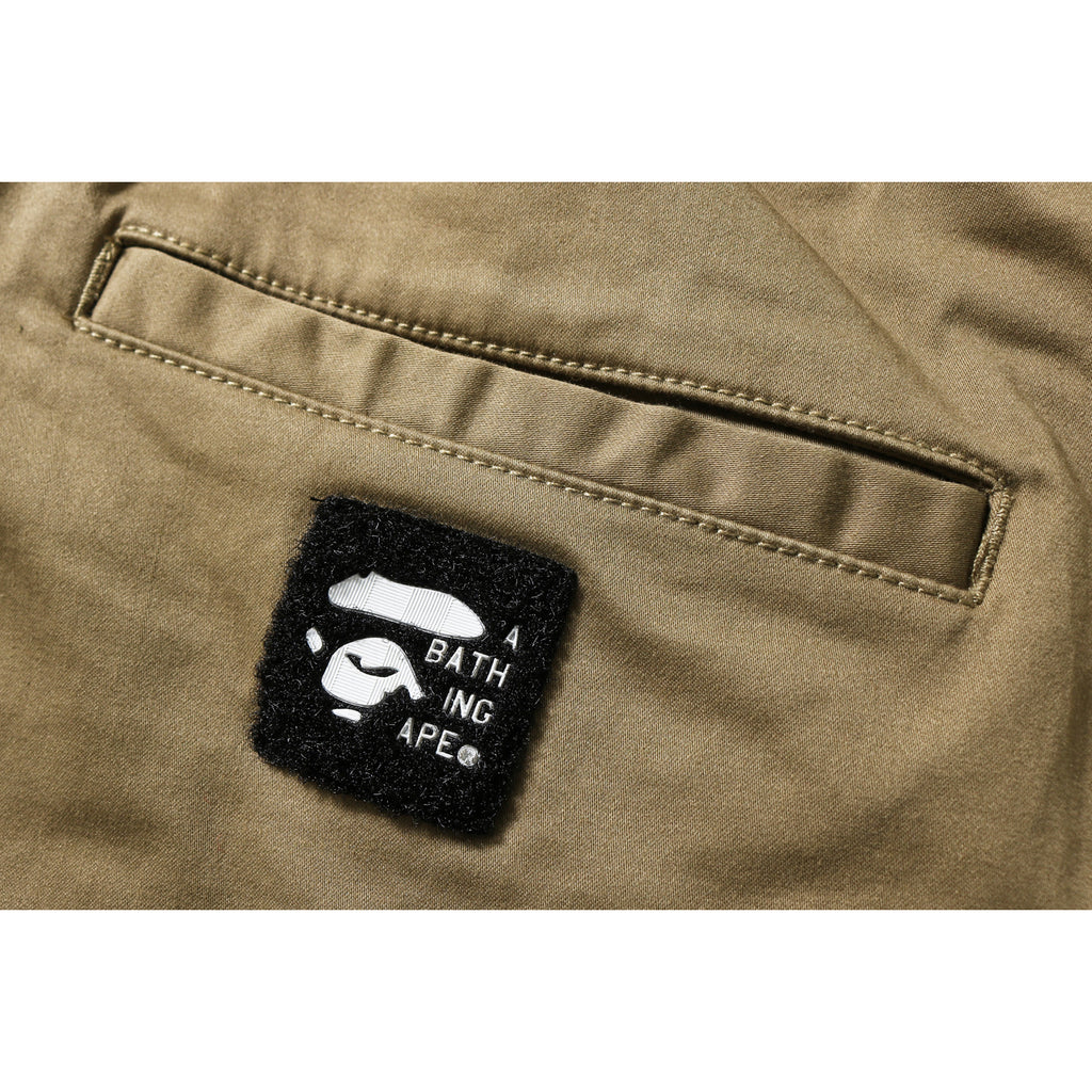 CROPPED CHINO PANTS MENS