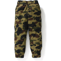 1ST CAMO JOGGER PANTS KIDS