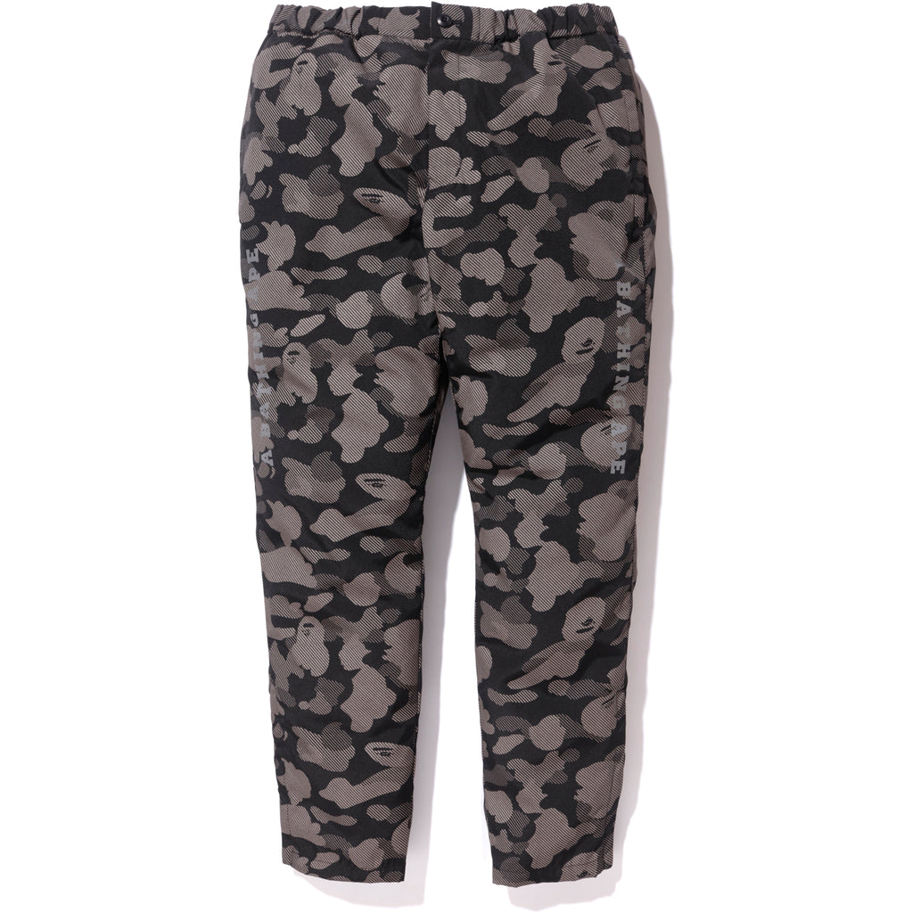 REFLECTION CAMO TRACK PANTS MENS
